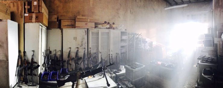 10,000 rounds of fire on Salman's 'Tiger Zinda Hai' set