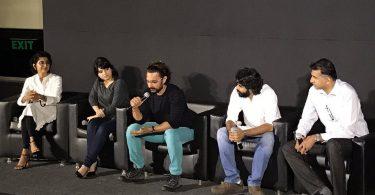 Aamir Khan at Secret Superstar trailer launch
