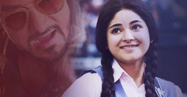 Secret Superstar Poster - Zaira Wasim