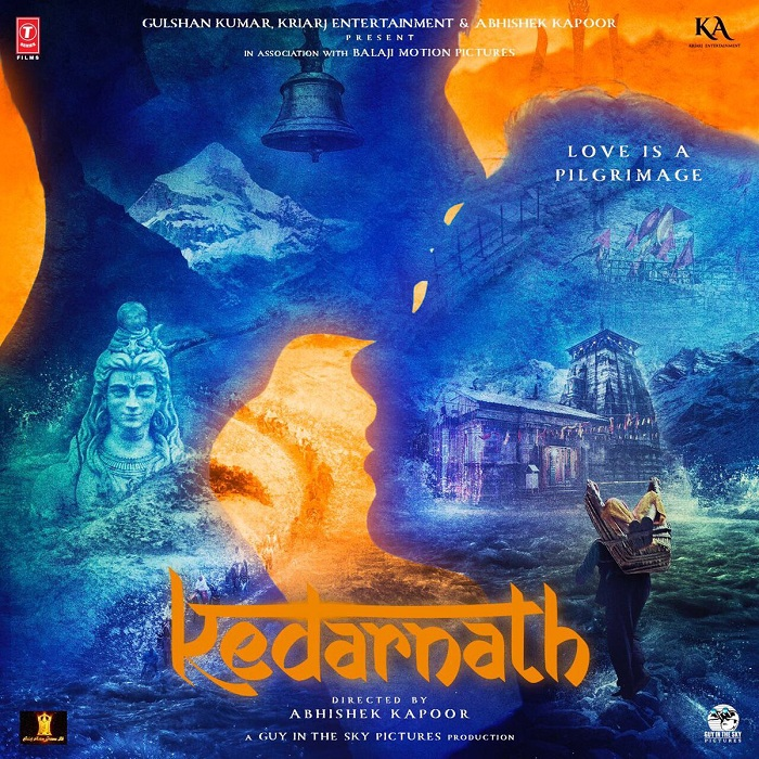 Kedarnath First Look