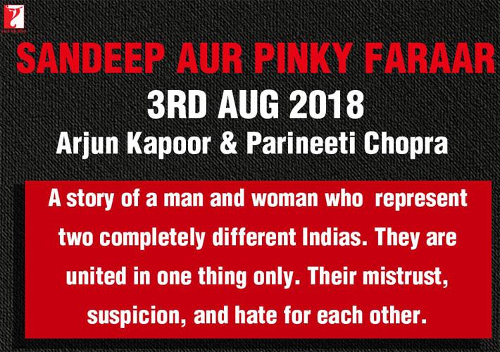 Sandeep Aur Pinky Faraar release date