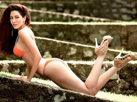 Malika Haydon - Kingfisher 2012 model