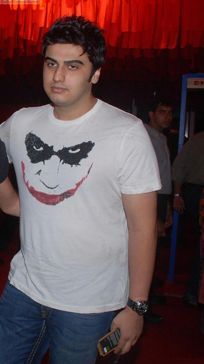 Arjun Kapoor Fat!