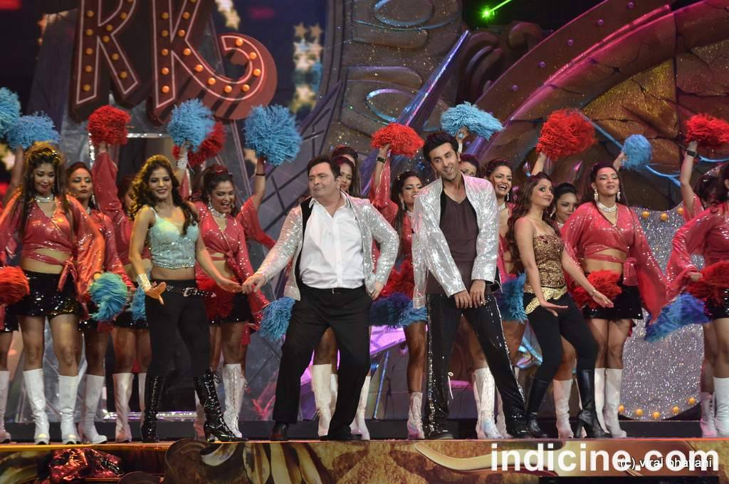 Ranbir was the better dancer!