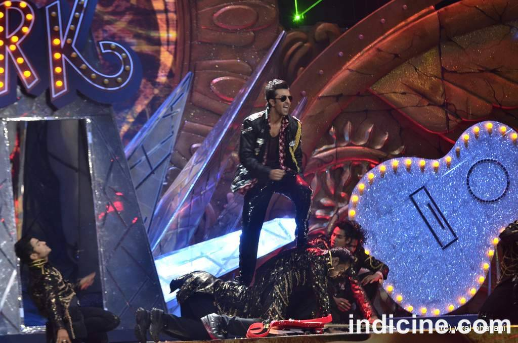 Ranbir at IIFA 2012
