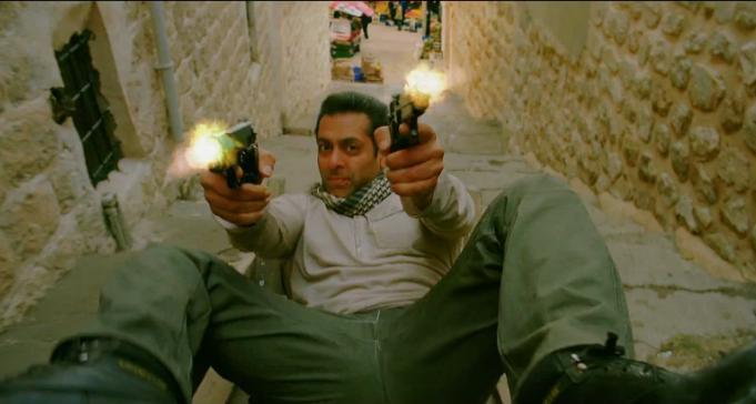 Salman Khan - Ek Tha Tiger