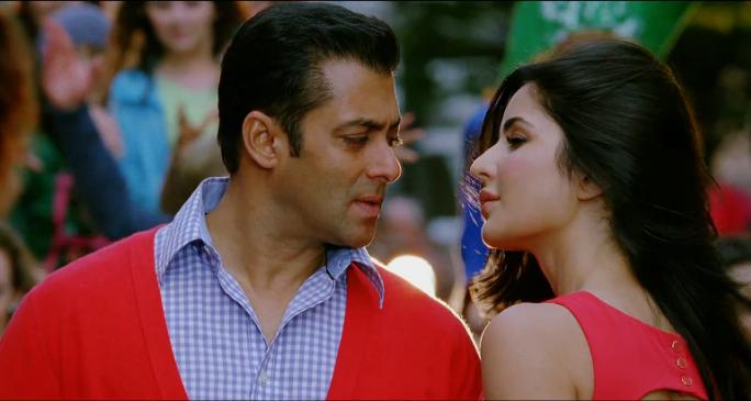 Katrina Kaif - Salman Khan