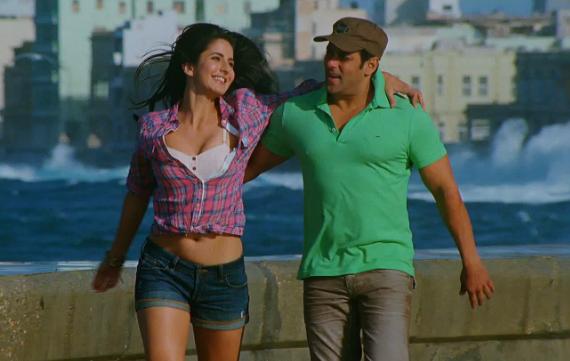 Katrina Kaif, Salman Khan - Ek Tha Tiger