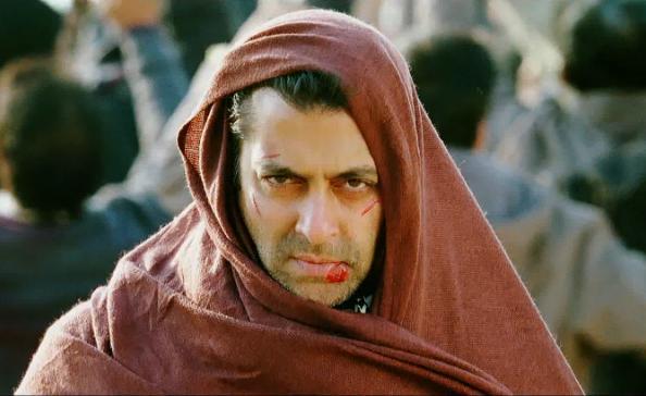 Pics: Salman Khan in Ek Tha Tiger