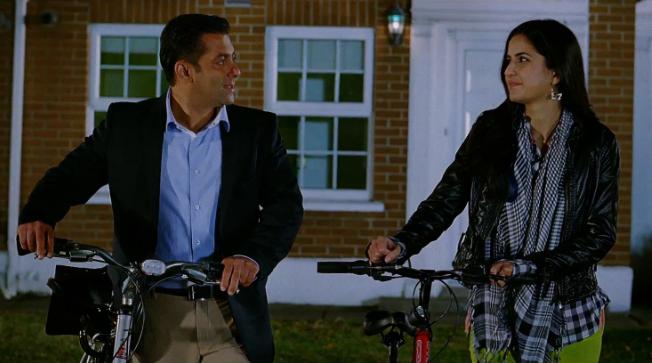 Salman Khan, Katrina Kaif - Ek Tha Tiger