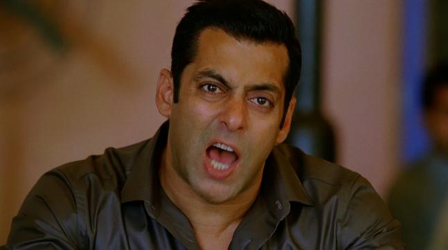 Salman Khan still from Ek Tha Tiger