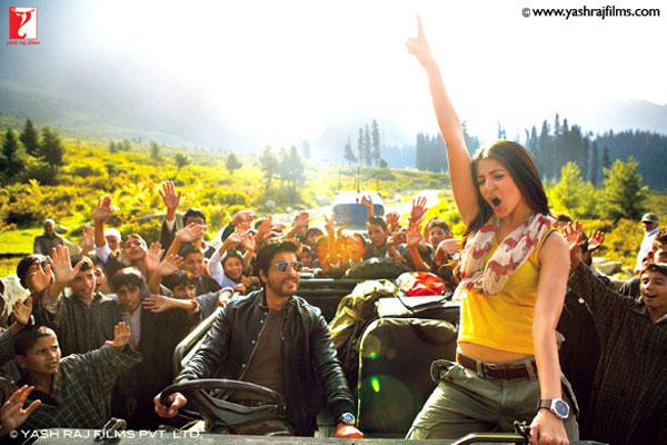SRK, Anushka Sharma - JTHJ