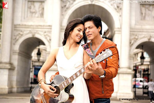 Katrina, SRK still from JTHJ