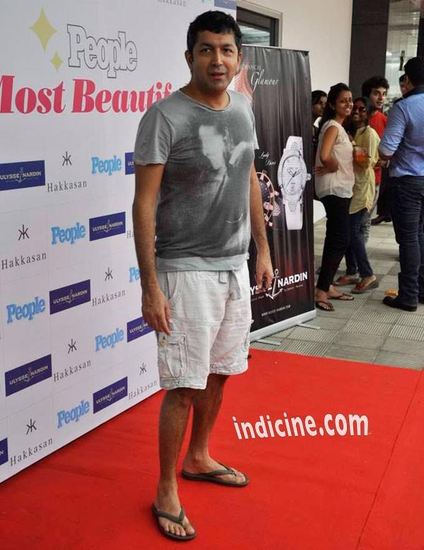Kunal Kohli at People magazine's latest issue launch