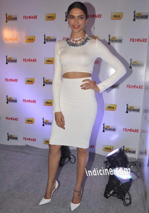 Deepika Padukone at Filmfare Awards special issue launch