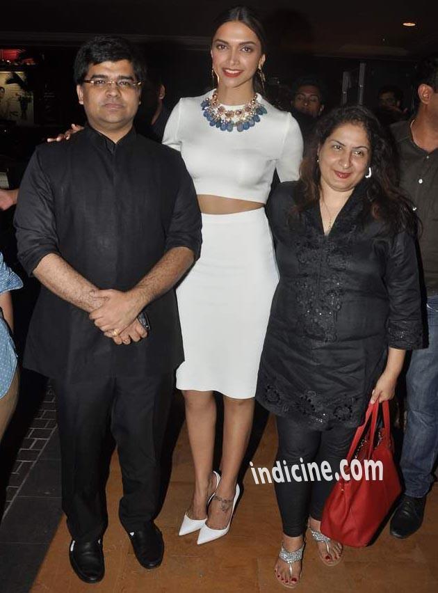 Deepika Padukone at Filmfare magazine launch
