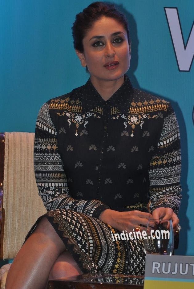 Kareena Kapoor launches book Don't Lose Out Work Out