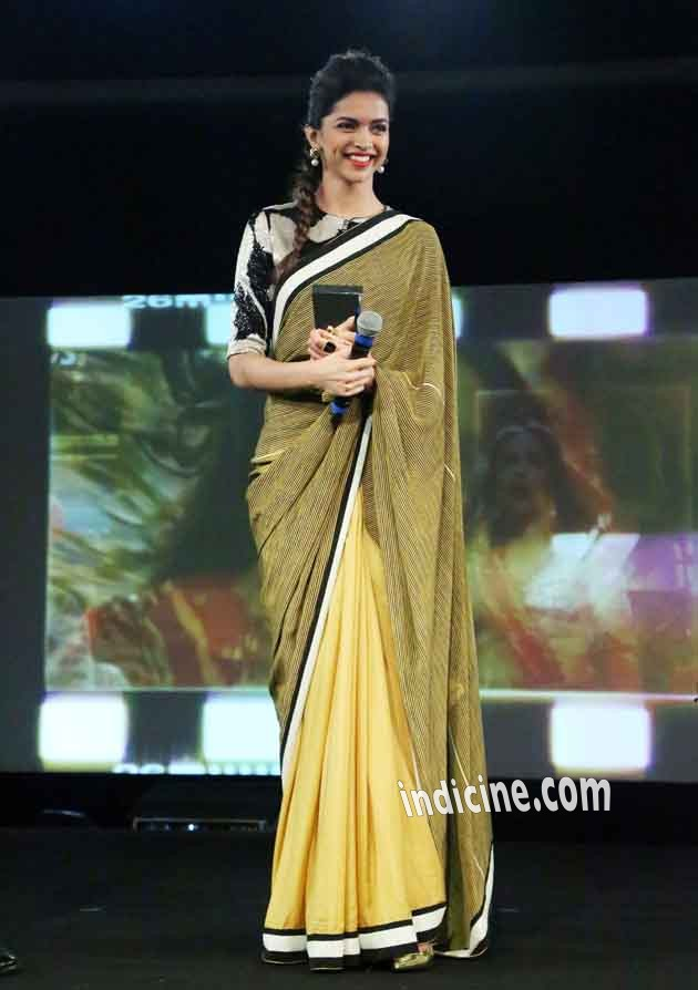 Deepika Padukone received the Entertainer of the Year
