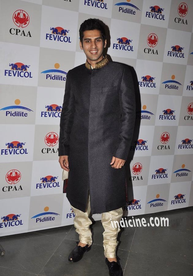 Sameer Dattani at CPAA fashion event