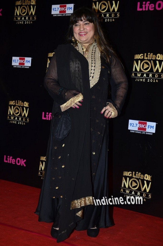 Dolly Bindra at Big Life OK Now Awards