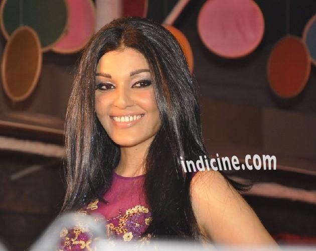Koena Mitra at Rohit Verma bridal show
