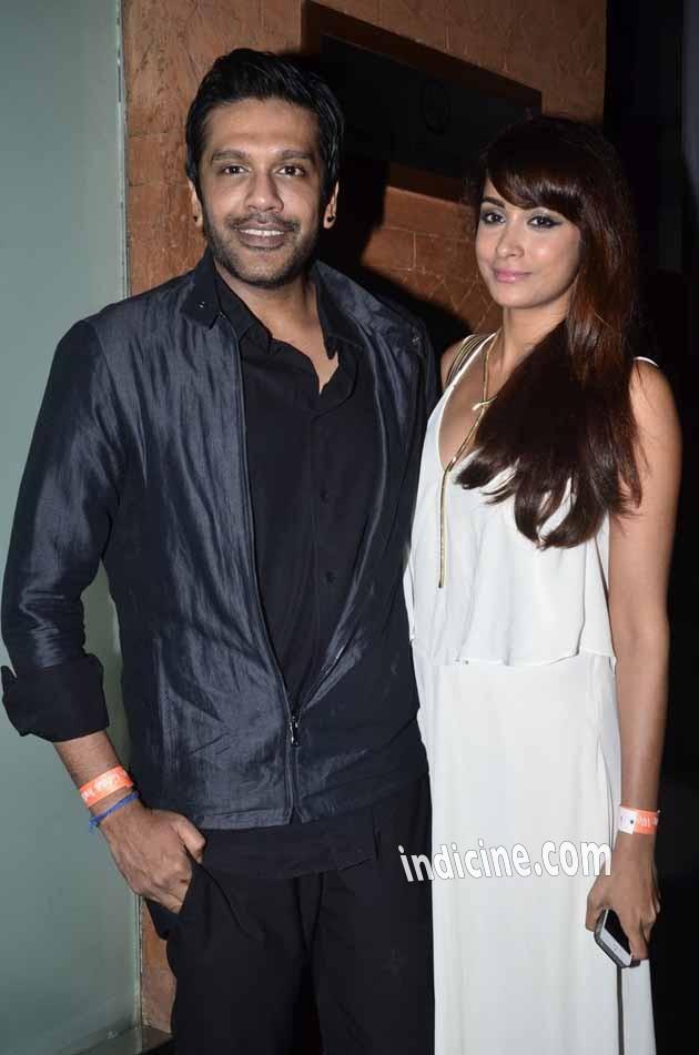 Rocky S with Madhura Naik