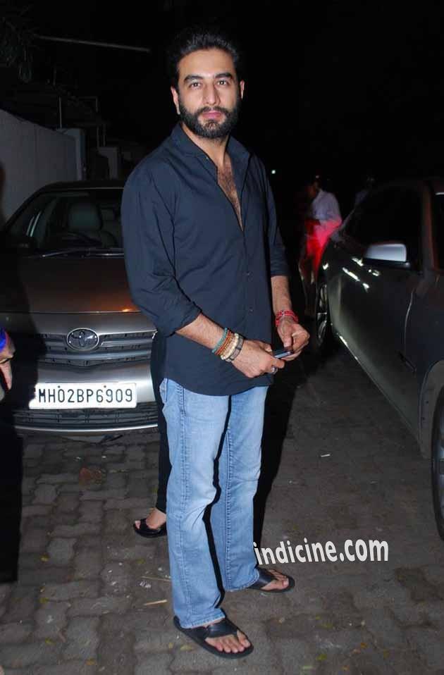 Shekhar Ravjiani at special screening of Humshakals at Sunny Super Sound