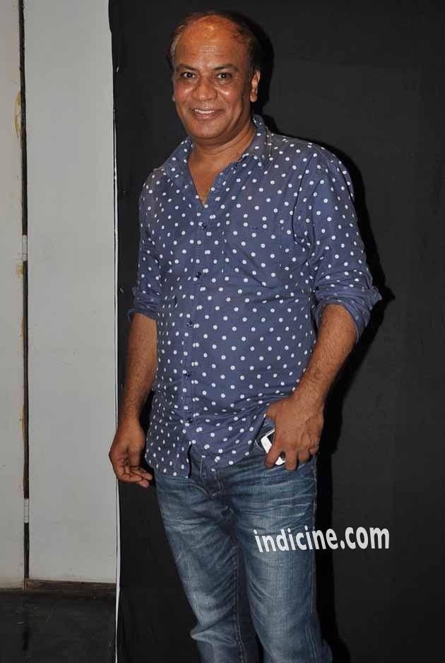 Vipin Sharma at Amit Sadh's birthday bash