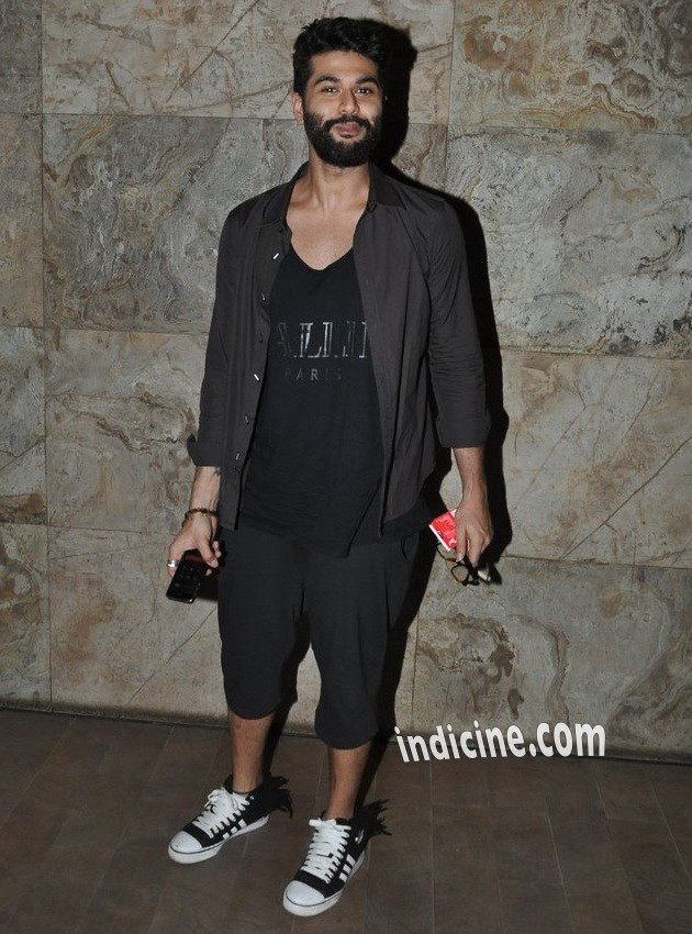Kunal Rawal at special screening of Bobby Jasoos