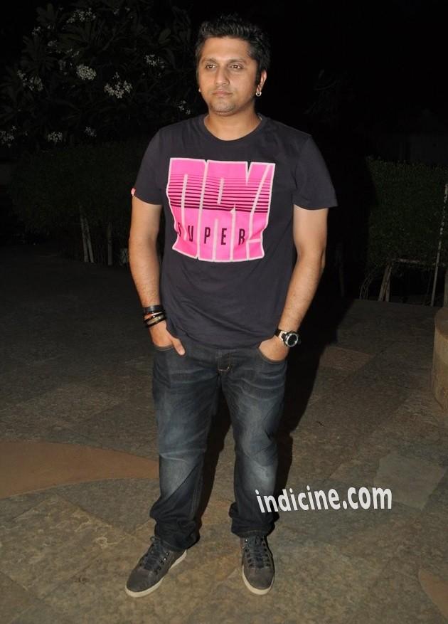 Mohit Suri at Ek Villain success bash