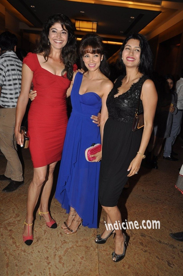 Pooja Batra, Vidya Malvade and Deepti Bhatnagar