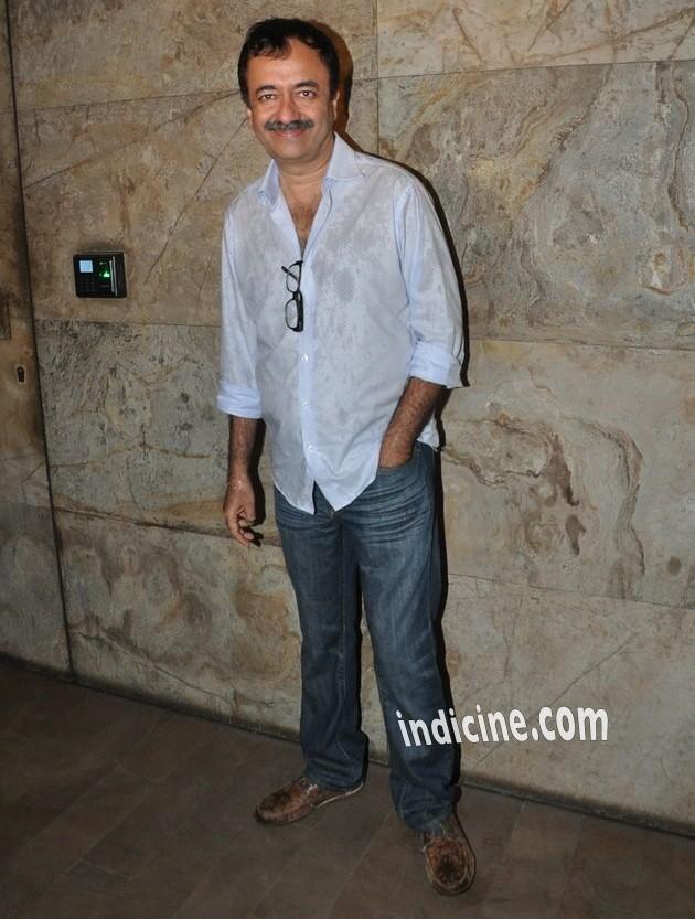 Rajkumar Hirani at special screening of Bobby Jasoos at Lightbox