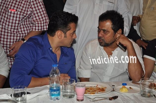 Salman Khan with Anees Bazmee
