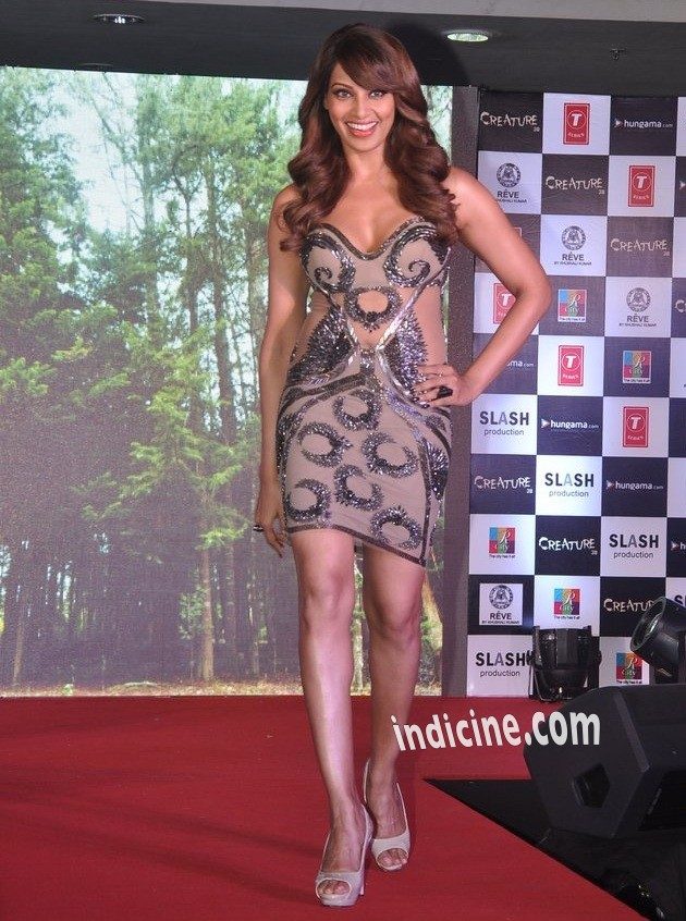 Bipasha Basu at audio release of Creature