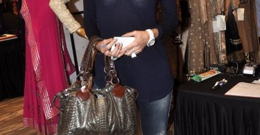 Farah Khan Ali at Araish's latest collection preview