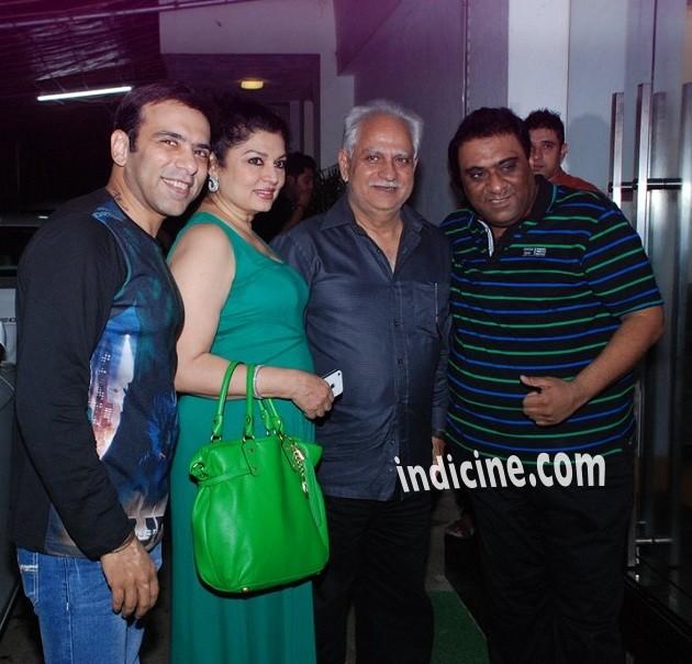 Farhad, Kiran Juneja, Ramesh Sippy and Sajid