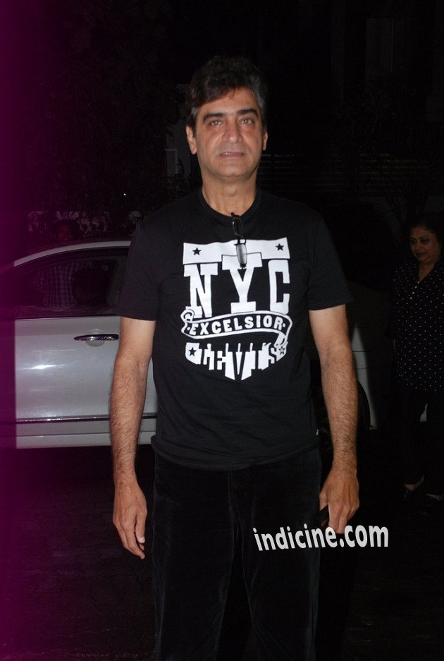 Indra Kumar at special screening of Entertainment