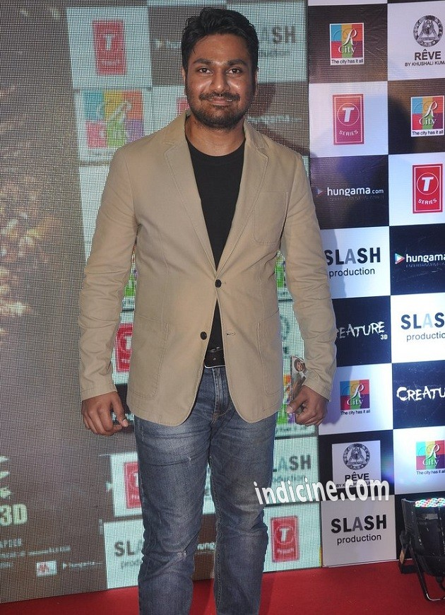 Mithoon at Creature 3D music launch