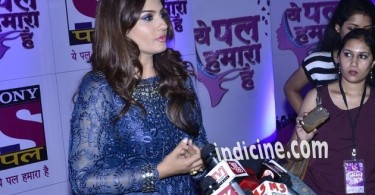 Raveena at Sony Pal channel red carpet