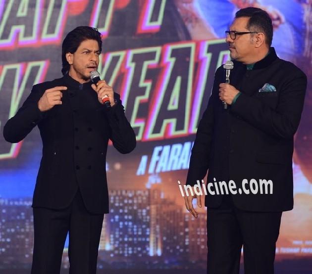 SRK with Boman Irani