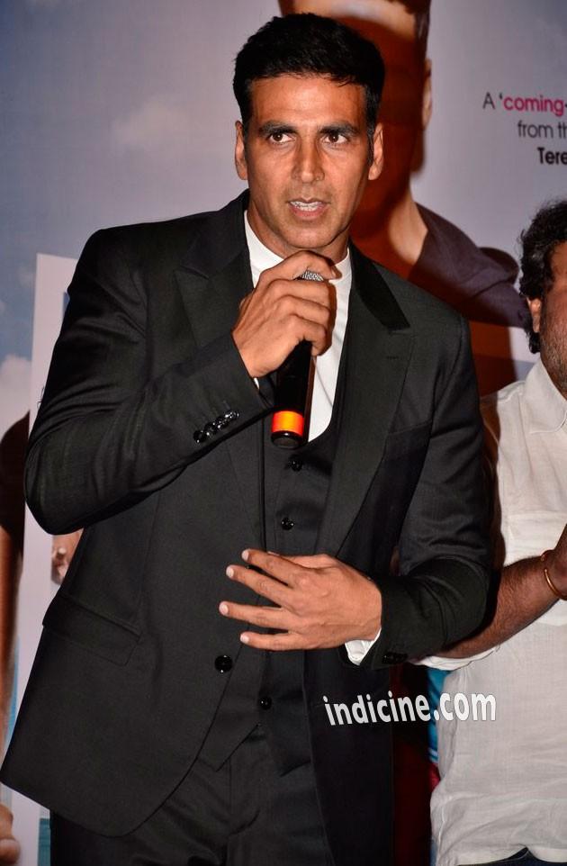 Akshay Kumar at The Shaukeen trailer launch