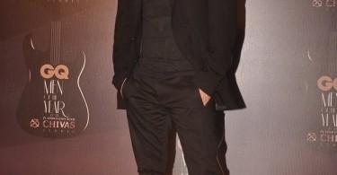 Ali Zafar at GQ awards