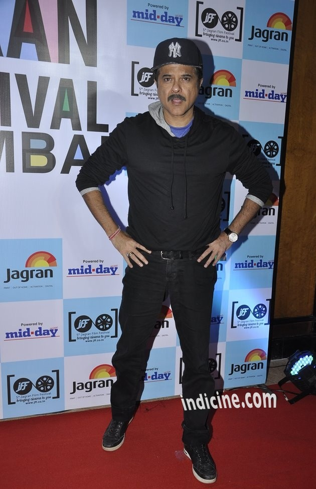 Anil Kapoor at 5th Jagran Film Festival launch