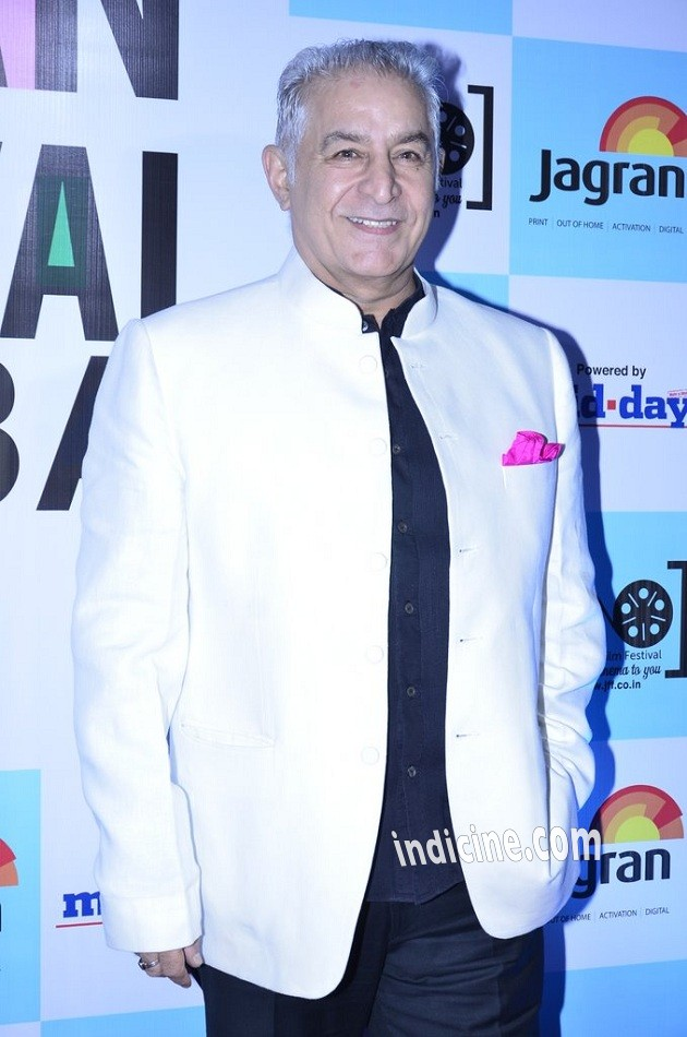 Dalip Tahil at 5th Jagran Film Festival launch