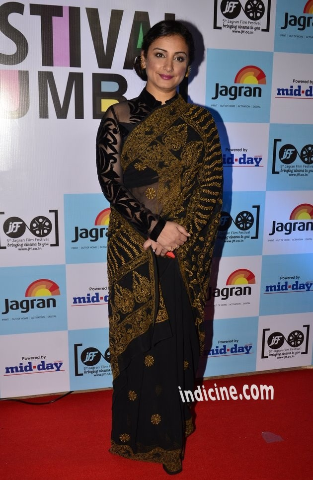 Divya Dutta at 5th Jagran Film Festival launch