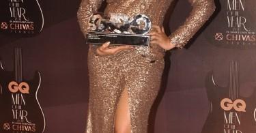 Huma Qureshi at GQ awards 2014