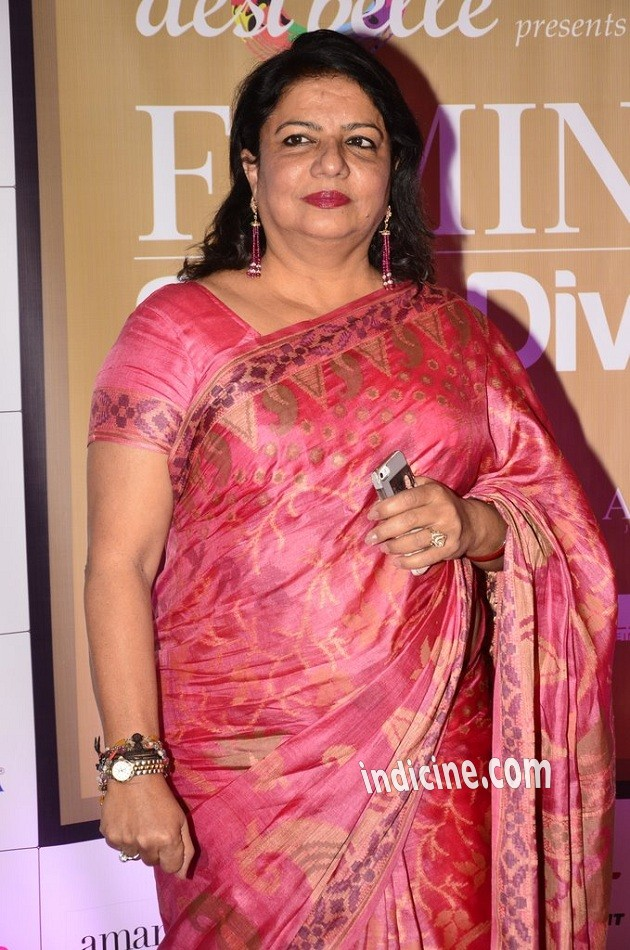 Madhu Chopra at Femina Style Diva awards