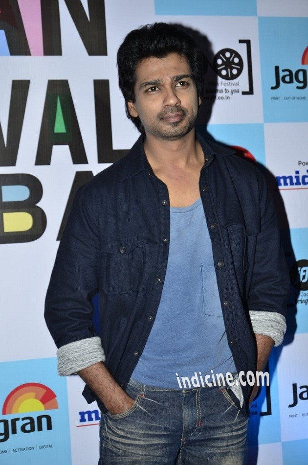 Nikhil Dwivedi at 5th Jagran Film Festival launch