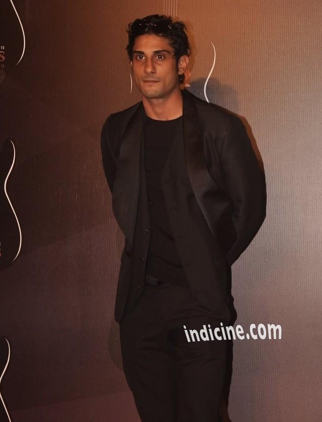 Prateik Babbar at GQ awards