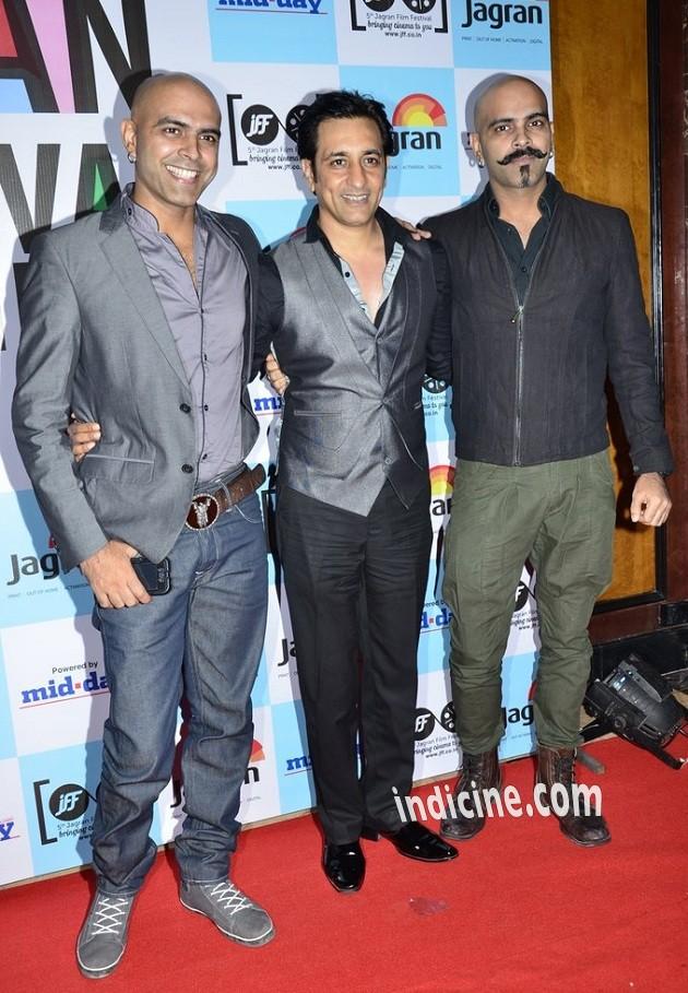 Rajiv Laxman and Raghu Ram